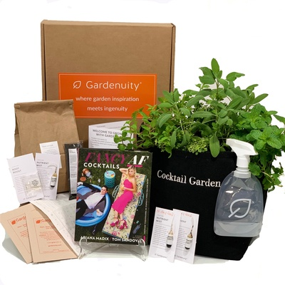 Fancy AF Giftable Cocktail Garden Collection