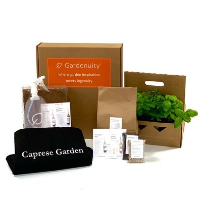 Giftable Caprese Garden with Paula Lambert Book