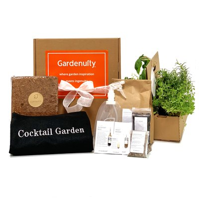 Giftable Cocktail Garden