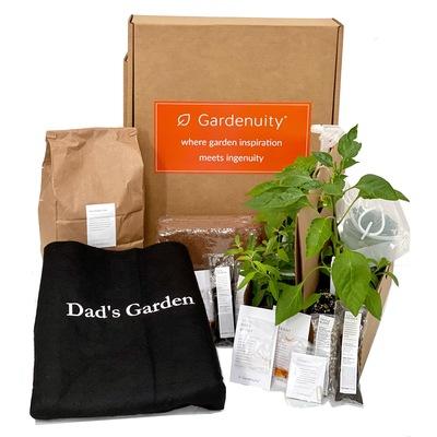 Giftable Dad's Garden