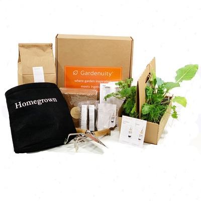 Giftable Homegrown Garden