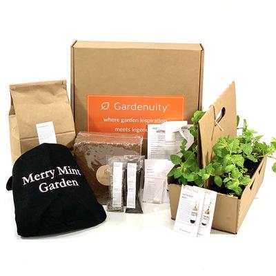 Giftable Merry Mint Garden