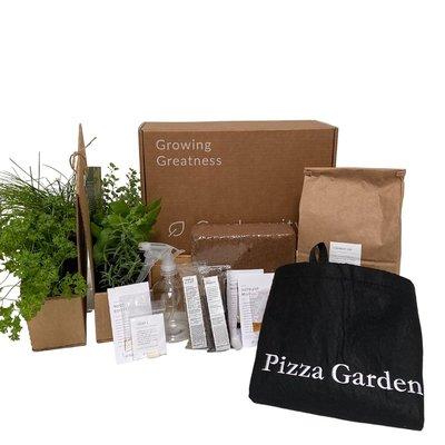 Giftable Pizza Garden