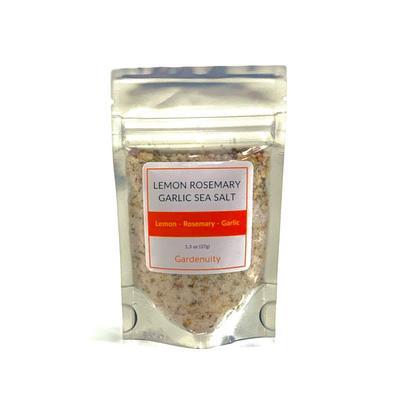 Lemon Rosemary Garlic Sea Salt